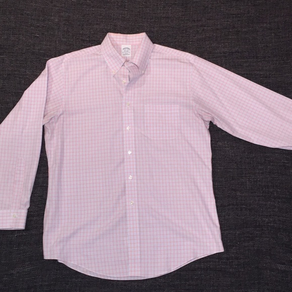 Brooks Brothers Other - Brooks Brothers Slim-Fit (NWOT) No-Iron Button Up